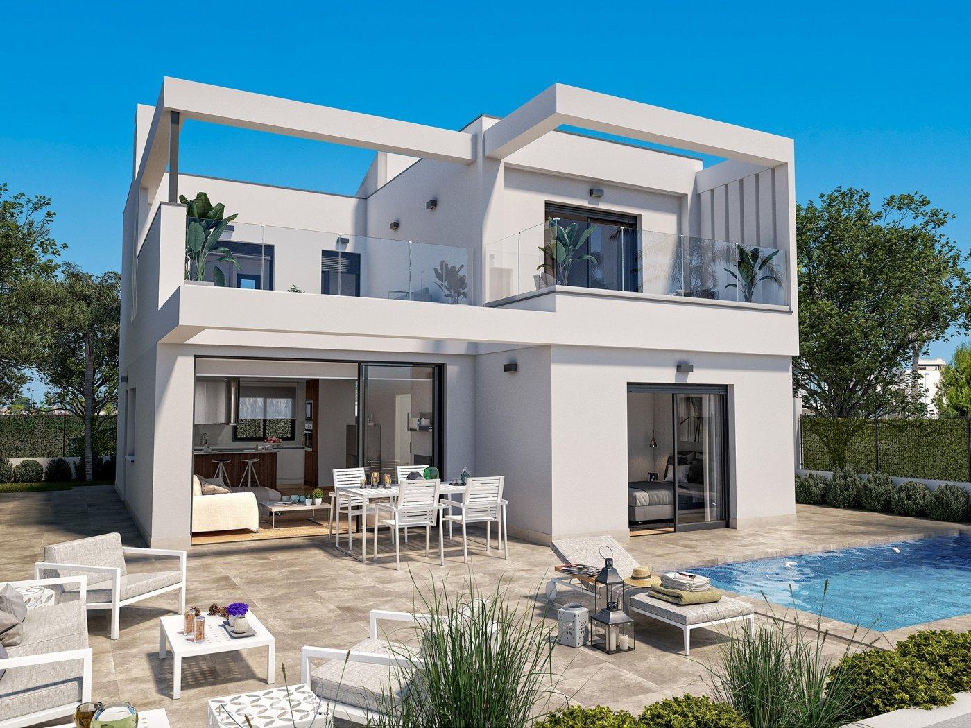 Villa de lujo en roda golf [amp;] beach resort - imagenInmueble0