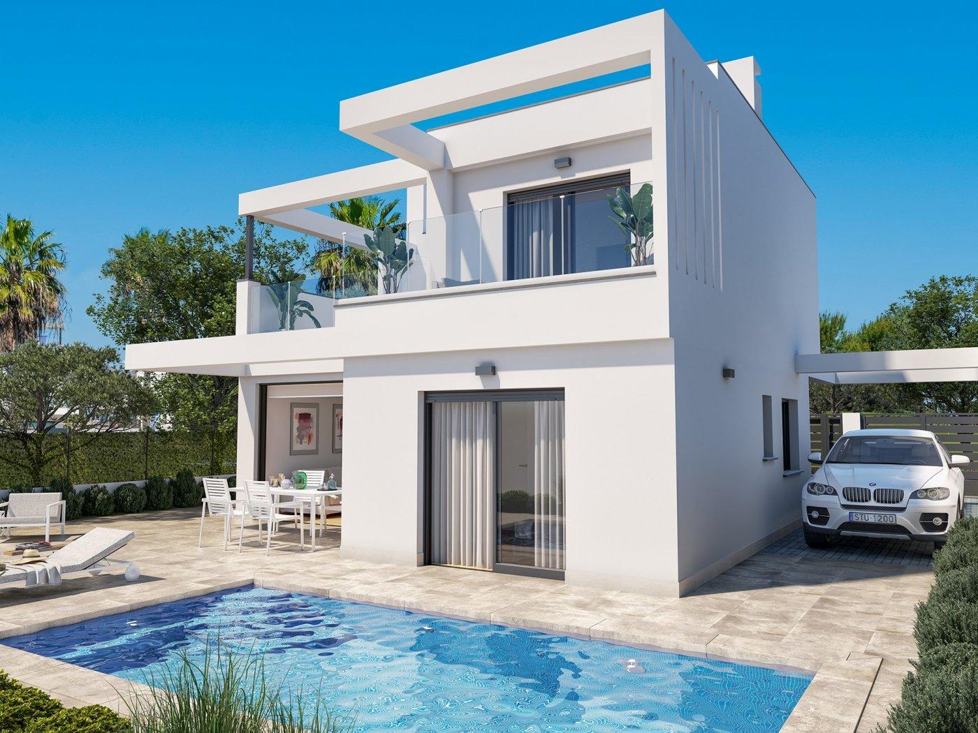 Villa de lujo en roda golf [amp;] beach resort - imagenInmueble1