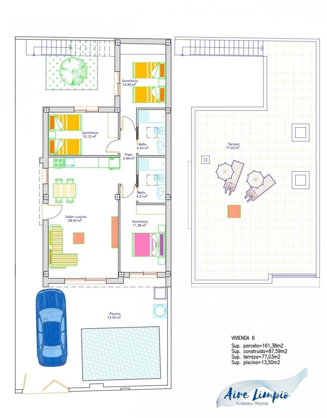 Villas modernas en avileses - imagenInmueble10
