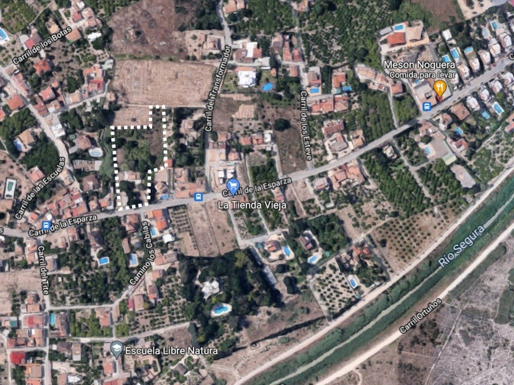 Gran terreno urbanizable en la arboleja - imagenInmueble1