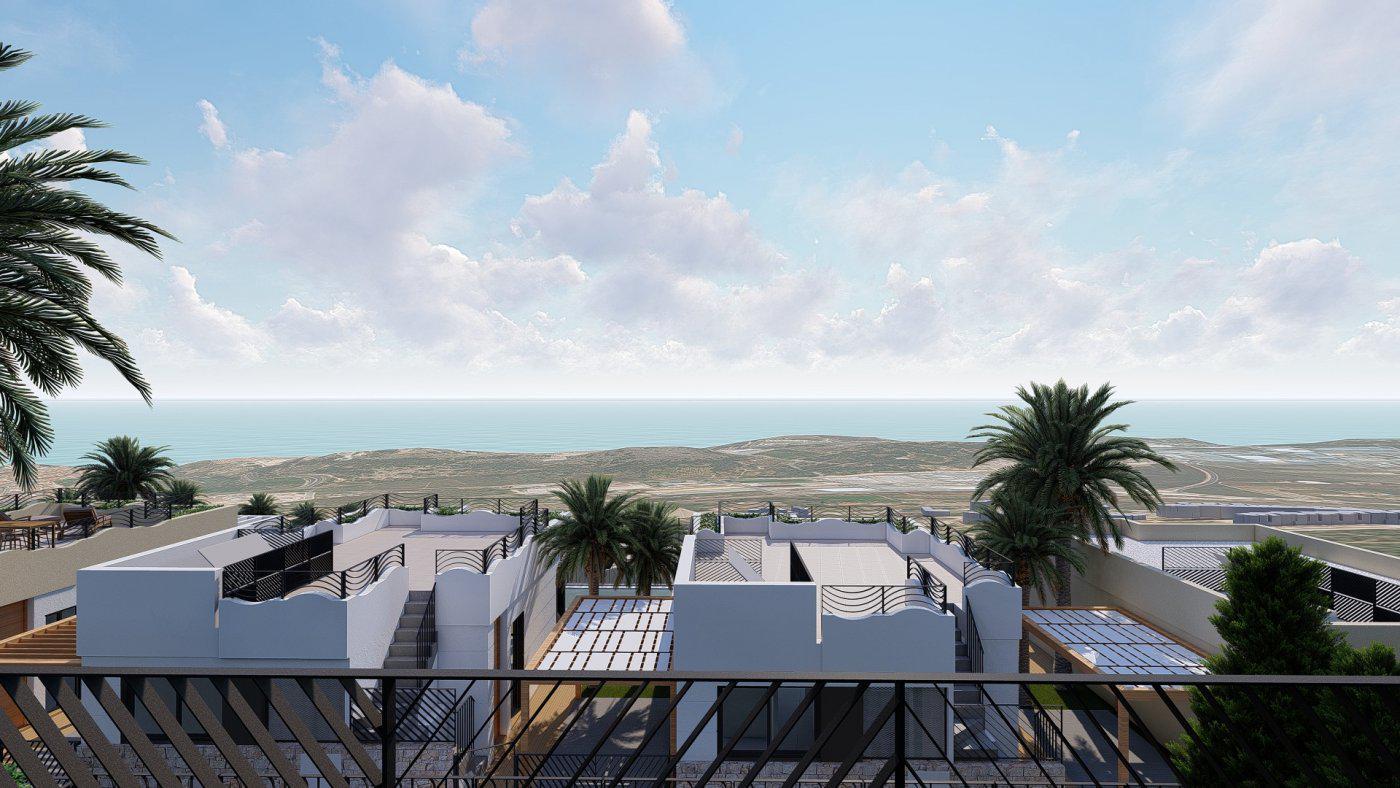 Villas de obra nueva con vistas al mar situadas en polop - imagenInmueble5