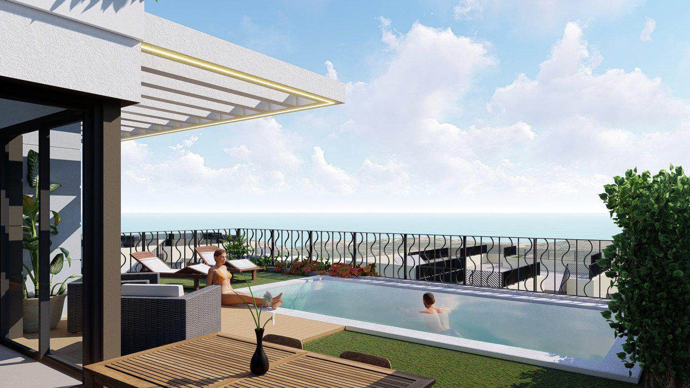 Villas de obra nueva con vistas al mar situadas en polop - imagenInmueble6