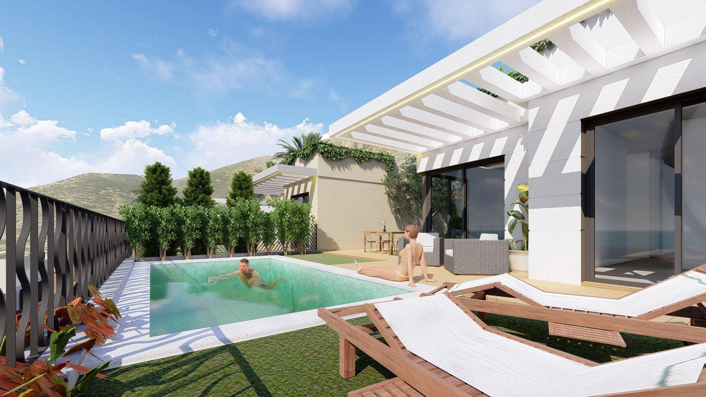 Villas de obra nueva con vistas al mar situadas en polop - imagenInmueble7