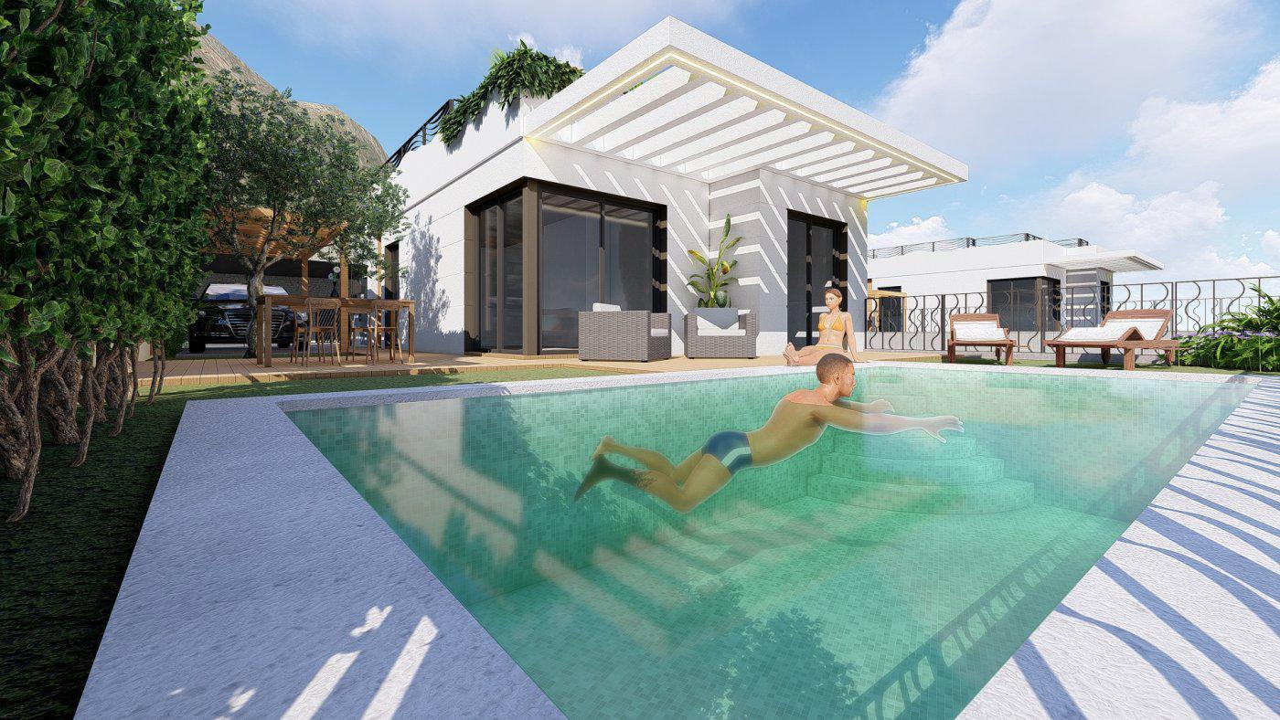 Villas de obra nueva con vistas al mar situadas en polop - imagenInmueble8