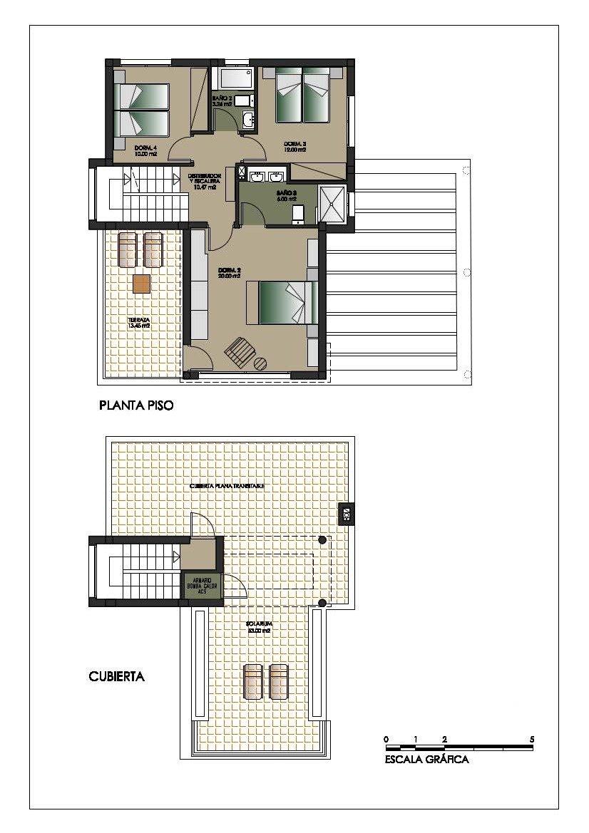 Villa de obra nueva en orihuela costa (campoamor) - imagenInmueble15