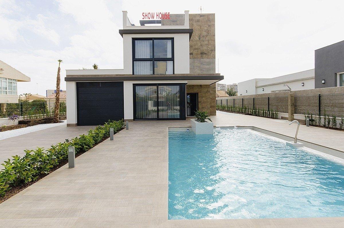 Villa de obra nueva en orihuela costa (campoamor) - imagenInmueble18