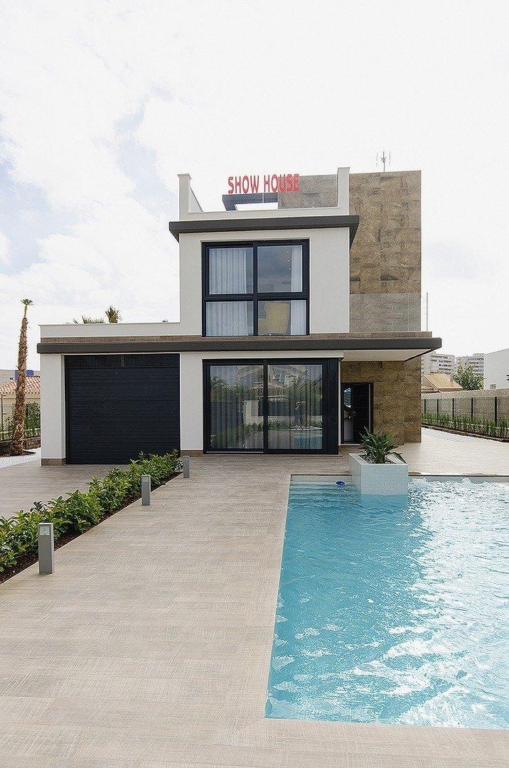 Villa de obra nueva en orihuela costa (campoamor) - imagenInmueble19