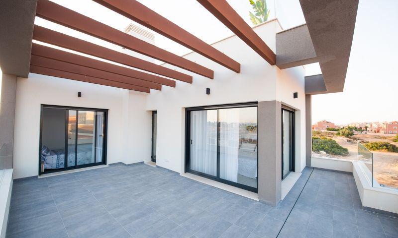 Villas de obra nueva ubicadas en los montesinos (sur de alicante). - imagenInmueble12