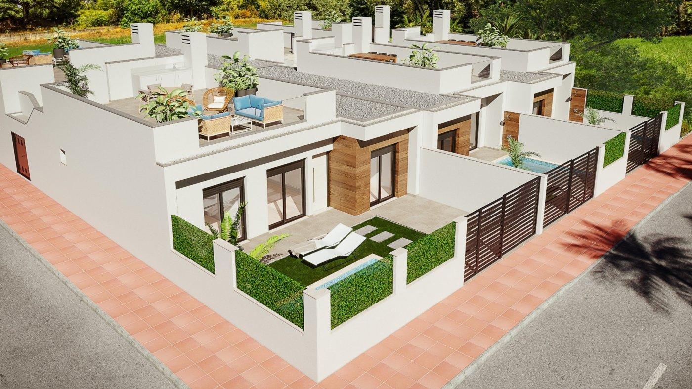 Villas adosadas con piscina privada y cerca del campo de golf de roda - imagenInmueble0