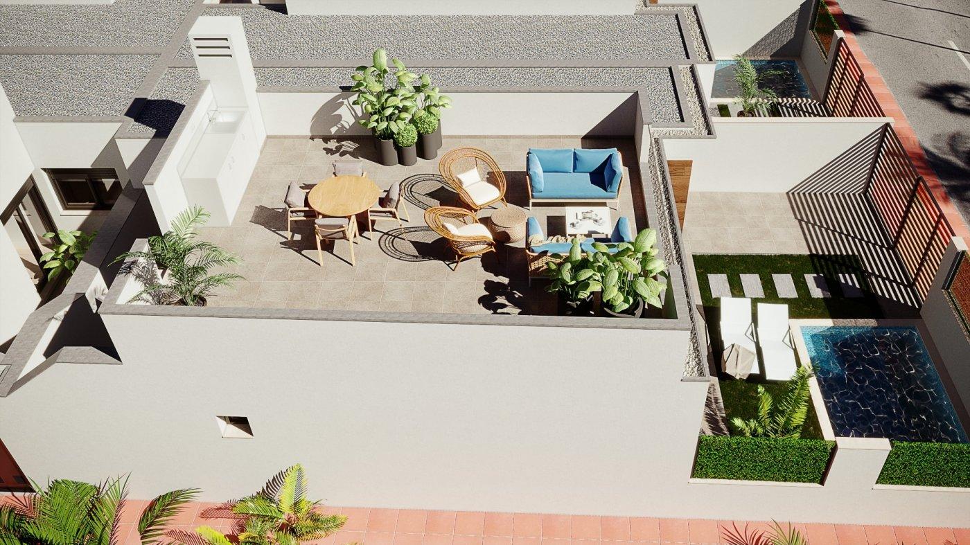 Villas adosadas con piscina privada y cerca del campo de golf de roda - imagenInmueble11
