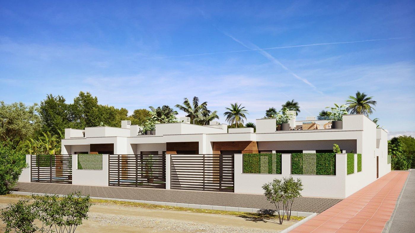 Villas adosadas con piscina privada y cerca del campo de golf de roda - imagenInmueble12