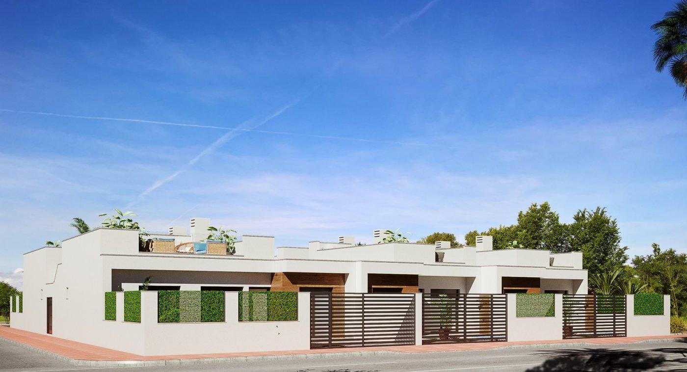 Villas adosadas con piscina privada y cerca del campo de golf de roda - imagenInmueble13