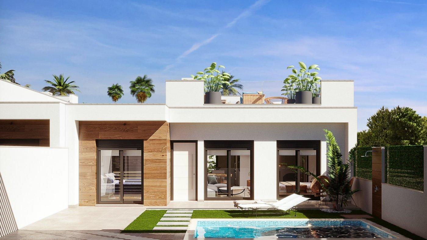 Villas adosadas con piscina privada y cerca del campo de golf de roda - imagenInmueble1