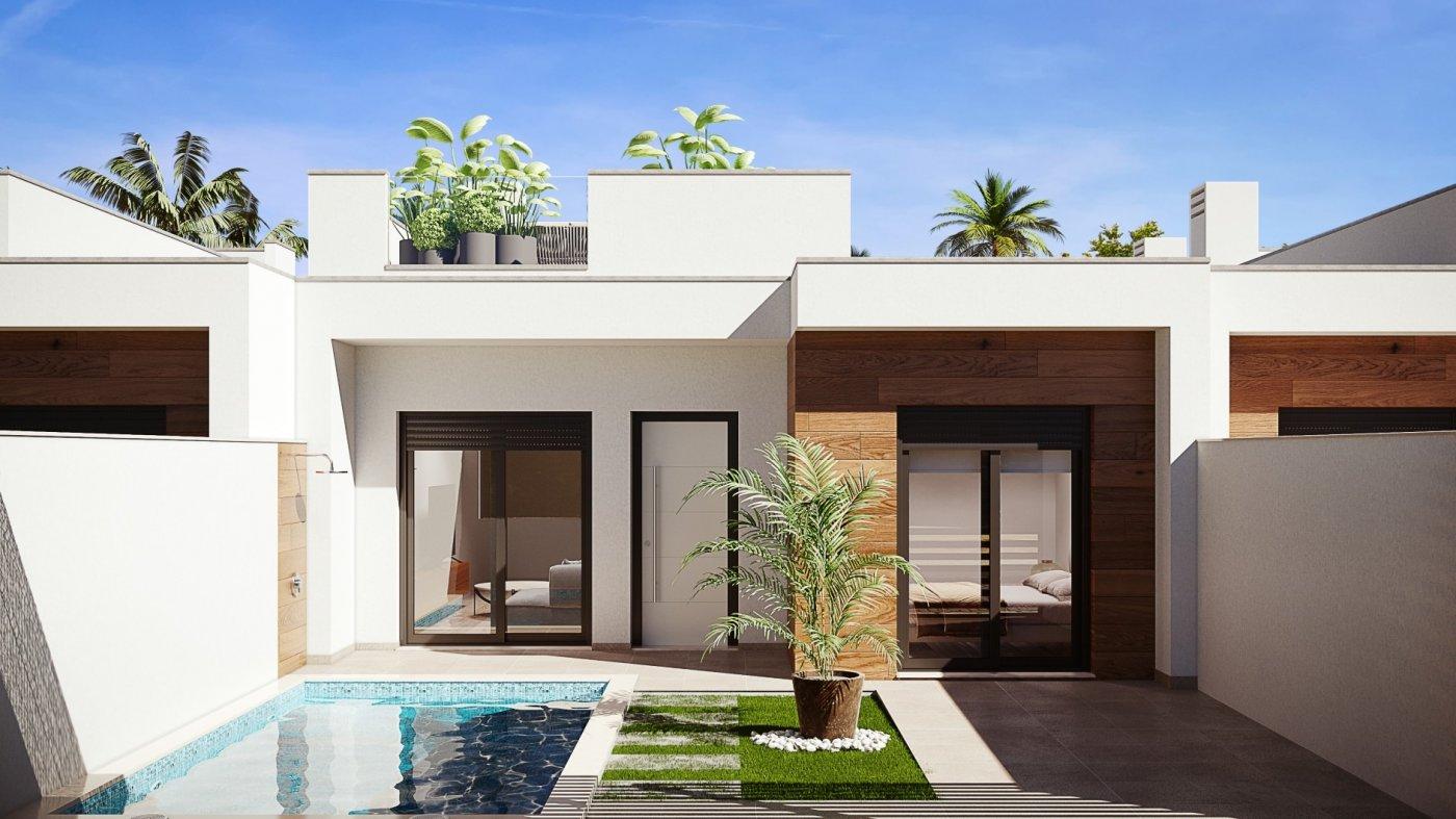 Villas adosadas con piscina privada y cerca del campo de golf de roda - imagenInmueble2