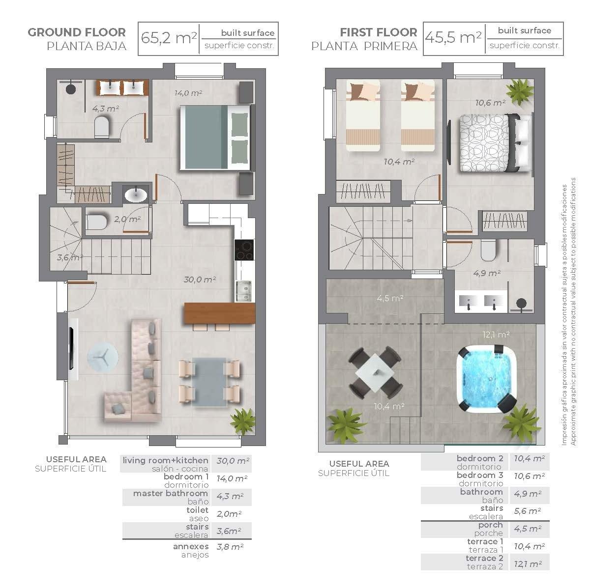 Nuevo residencial ubicado en la conocida urbanización de el raso - imagenInmueble29