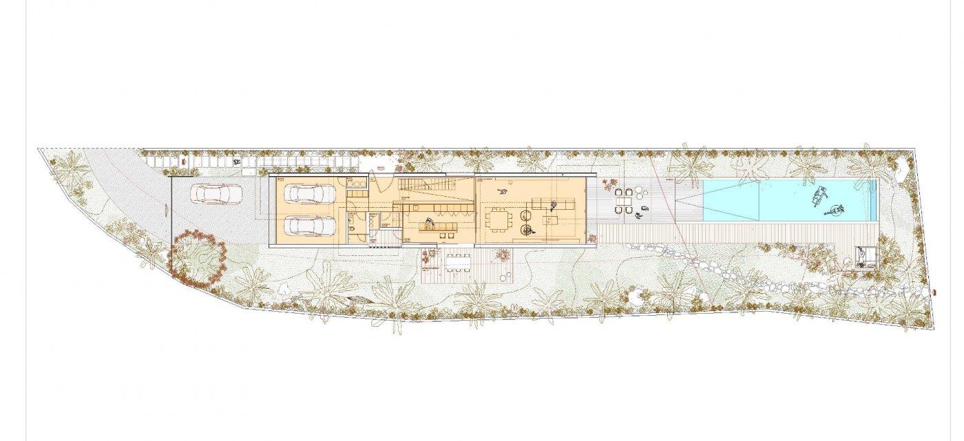 Próxima construcción de villas exclusivas independientes en el campello. - imagenInmueble9