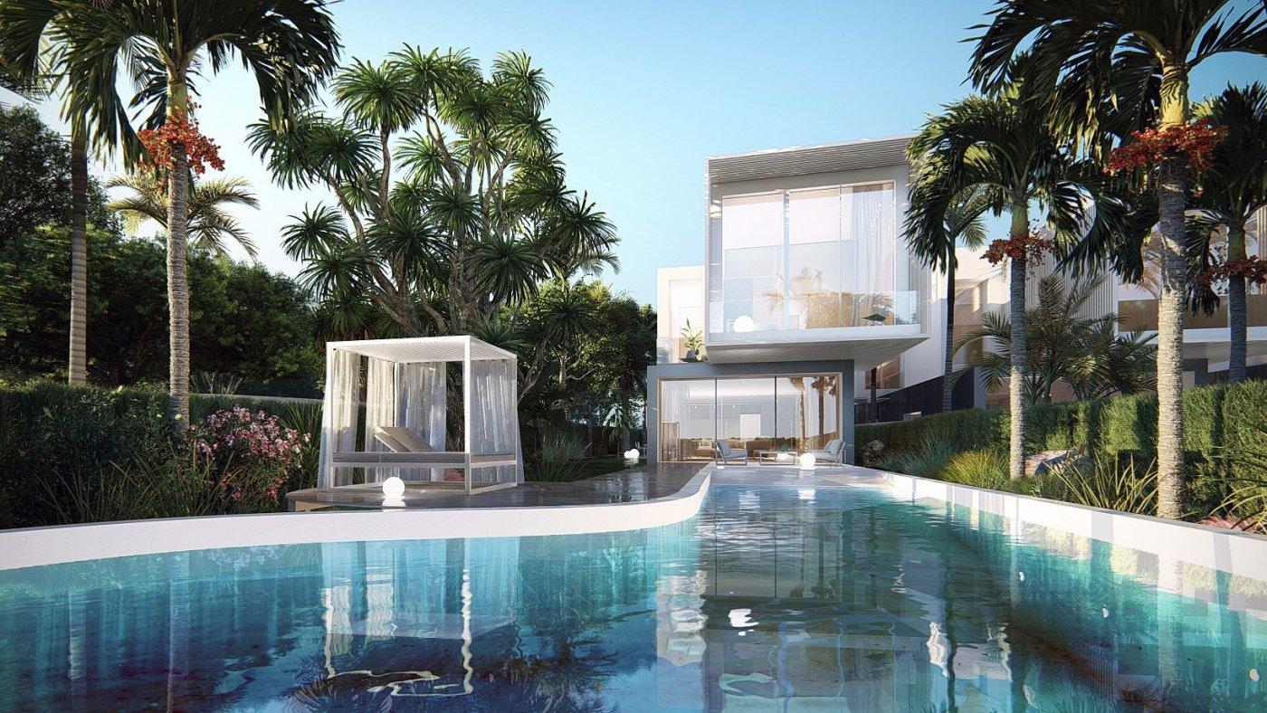 Próxima construcción de villas exclusivas independientes en el campello. - imagenInmueble1