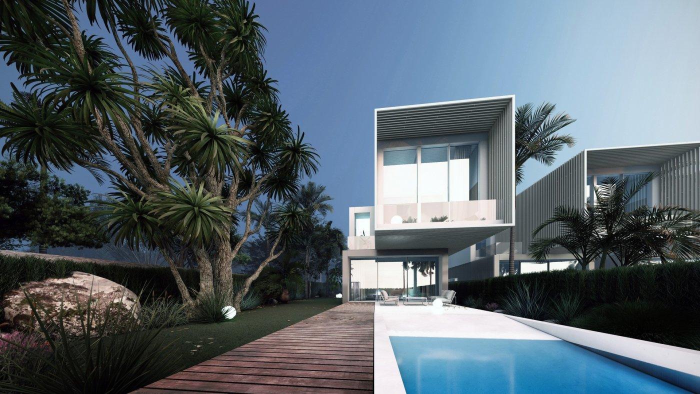 Próxima construcción de villas exclusivas independientes en el campello. - imagenInmueble2