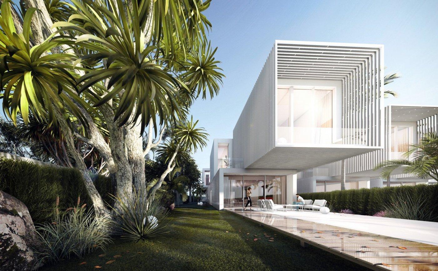 Próxima construcción de villas exclusivas independientes en el campello. - imagenInmueble4