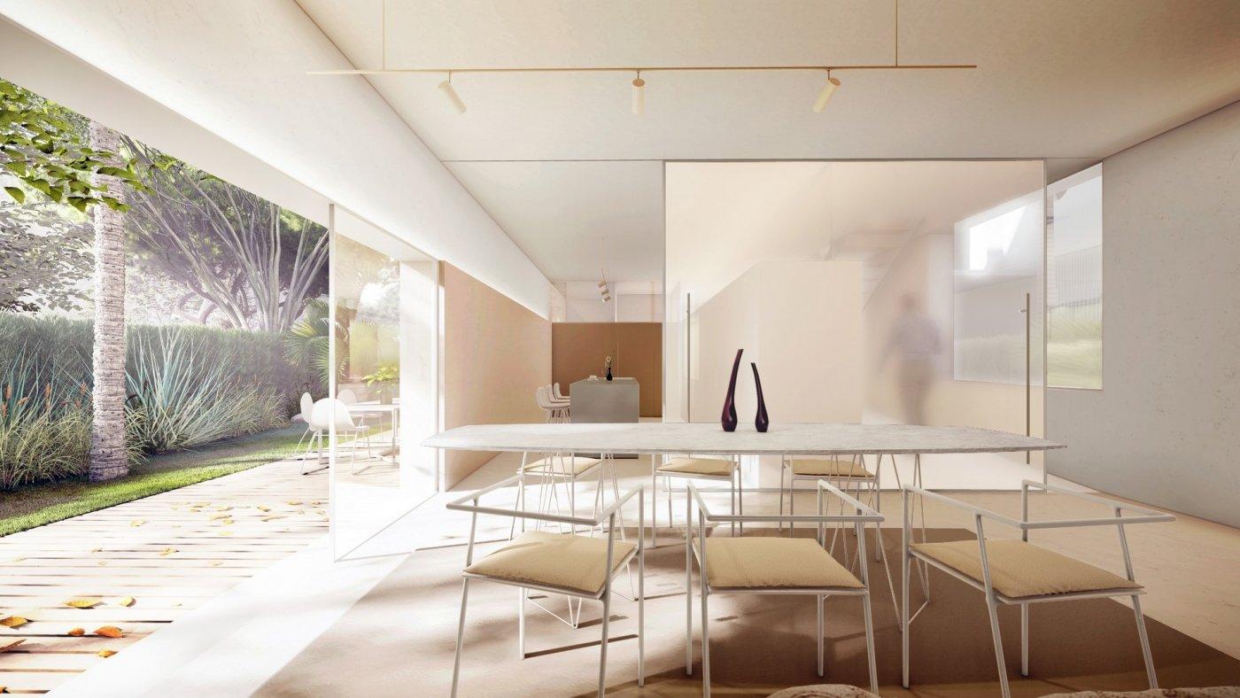 Próxima construcción de villas exclusivas independientes en el campello. - imagenInmueble5