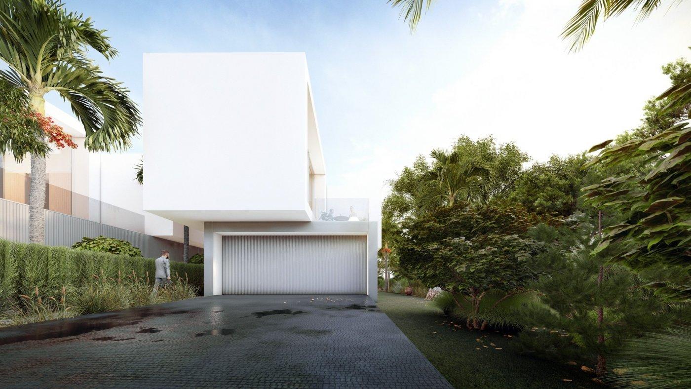 Próxima construcción de villas exclusivas independientes en el campello. - imagenInmueble6
