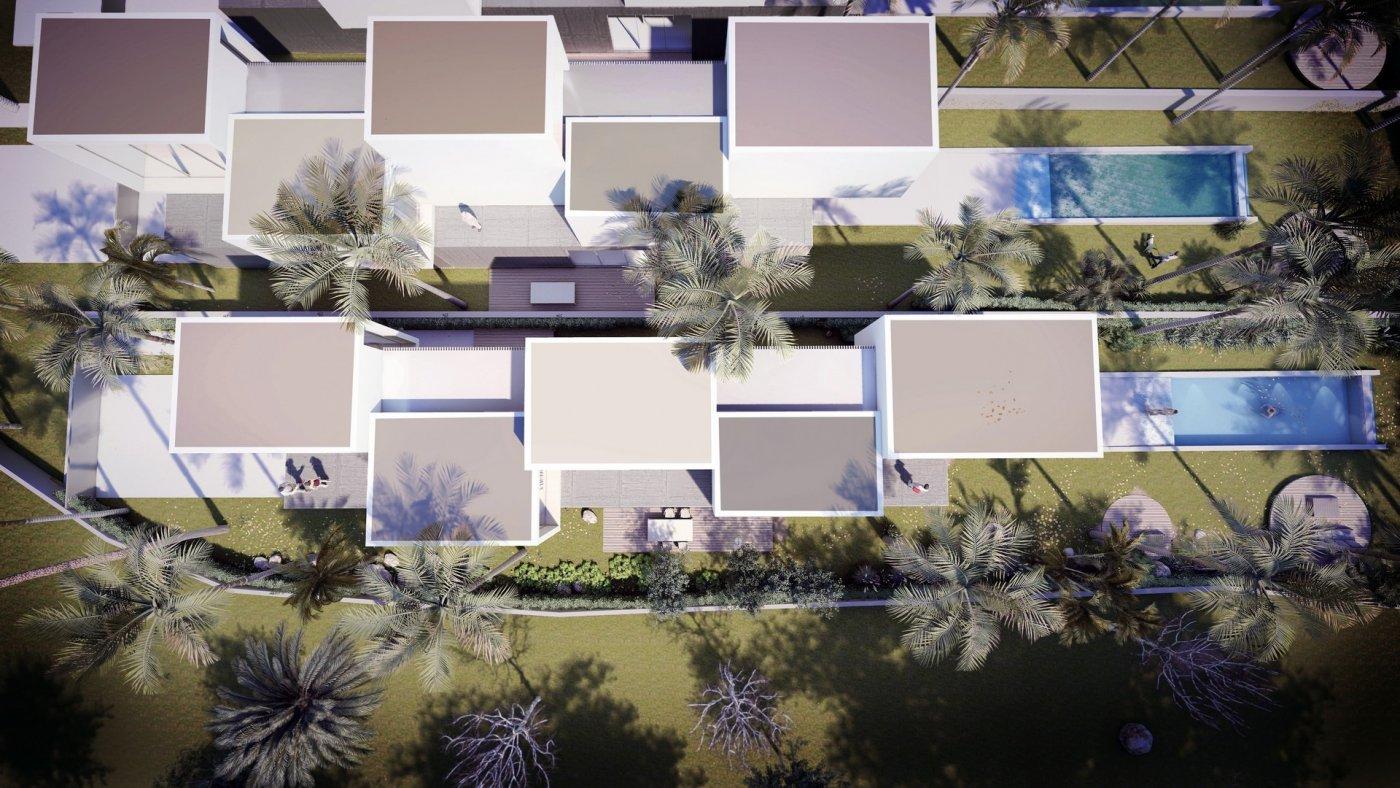 Próxima construcción de villas exclusivas independientes en el campello. - imagenInmueble7