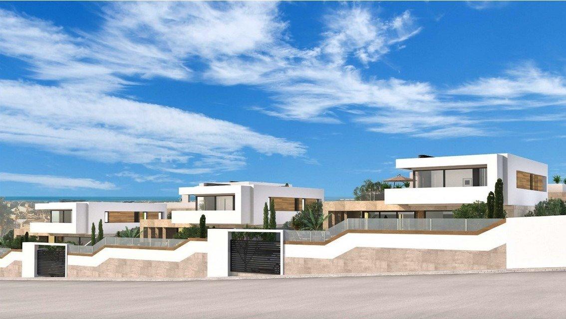 5 villas de lujo nuevas en ciudad quesada, costa blanca - imagenInmueble1