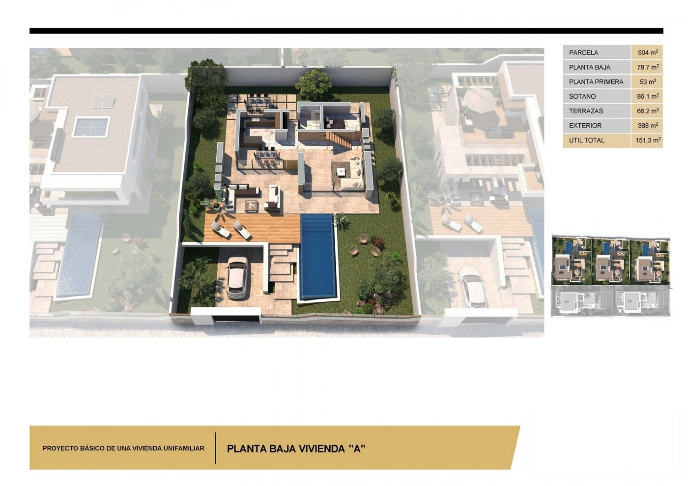 5 villas de lujo nuevas en ciudad quesada, costa blanca - imagenInmueble22