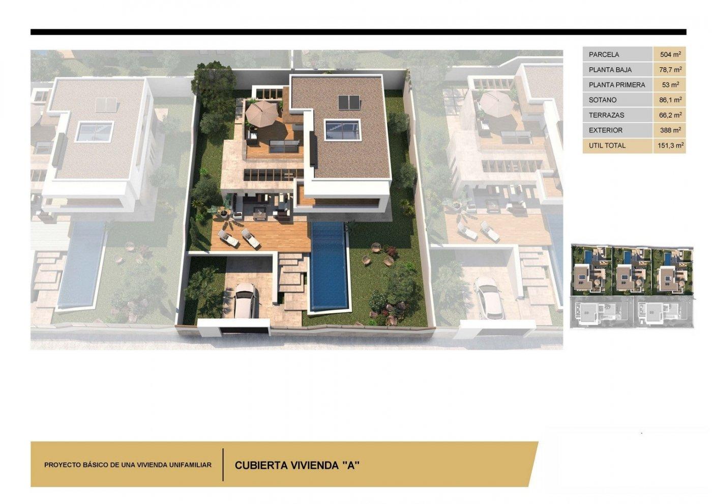 5 villas de lujo nuevas en ciudad quesada, costa blanca - imagenInmueble23