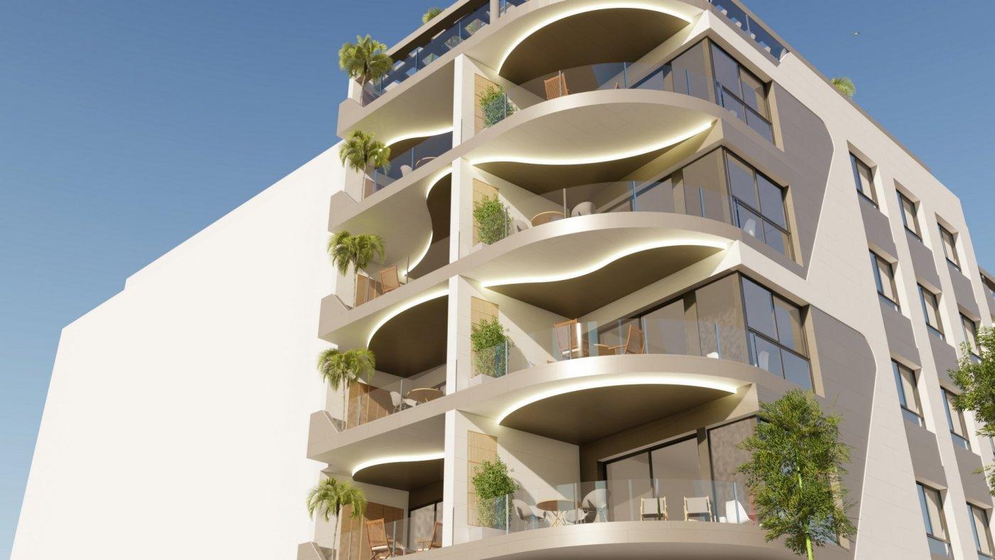 16 viviendas en primera línea de playa en torrevieja - imagenInmueble13