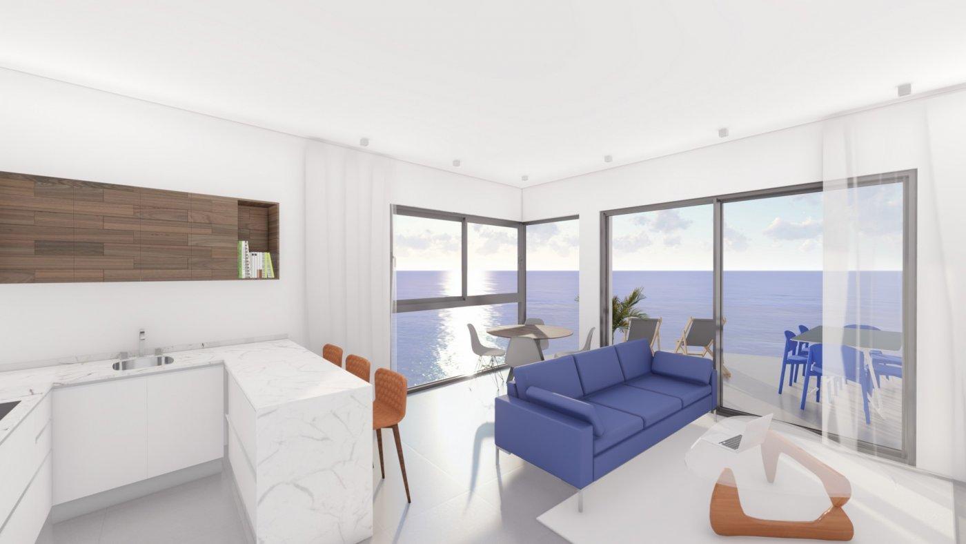 16 viviendas en primera línea de playa en torrevieja - imagenInmueble3