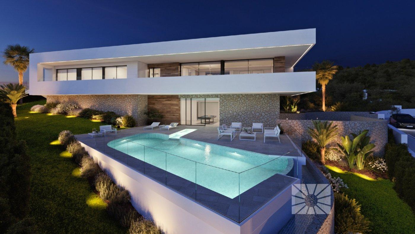 Villa moderna de lujo en venta en cumbres del sol - imagenInmueble1