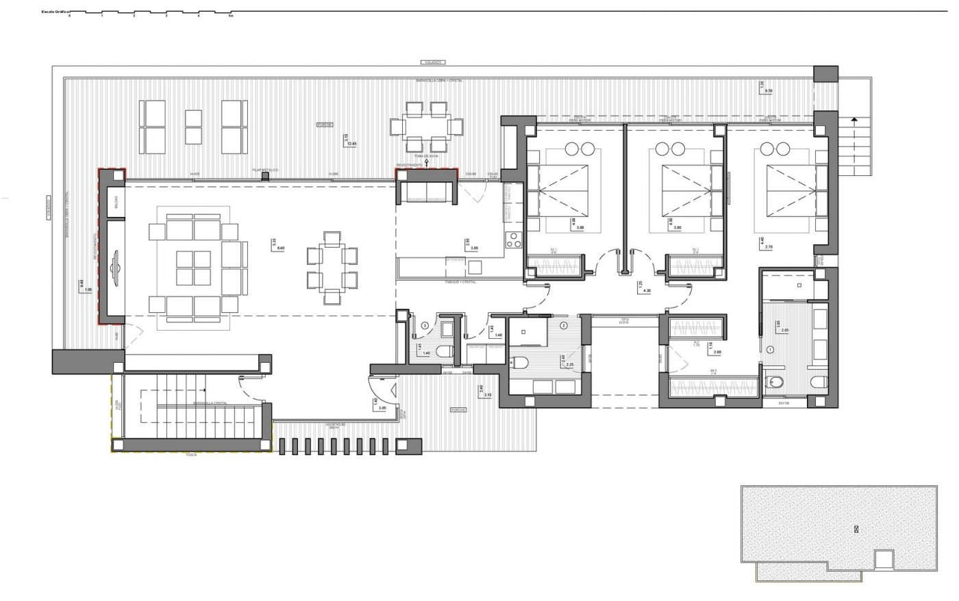 Villa moderna de lujo en venta en cumbres del sol - imagenInmueble7