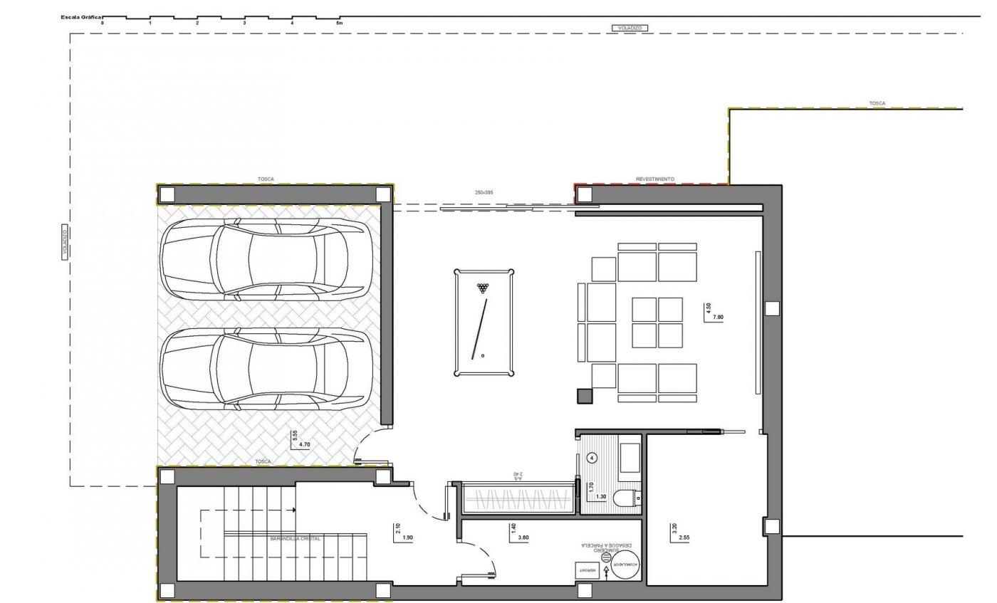 Villa moderna de lujo en venta en cumbres del sol - imagenInmueble8