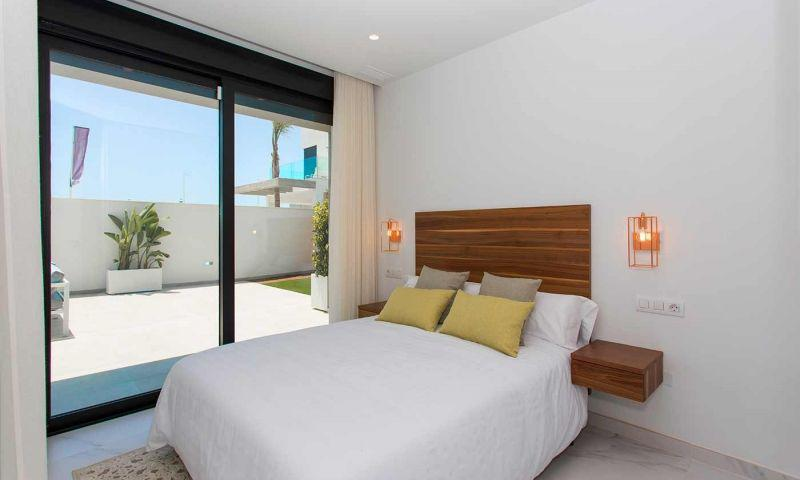 Villa nueva moderna con vistas al mar en los alcÁzares!! - imagenInmueble9