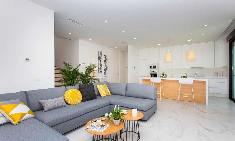 Villa nueva moderna con vistas al mar en los alcÁzares!! - imagenInmueble1