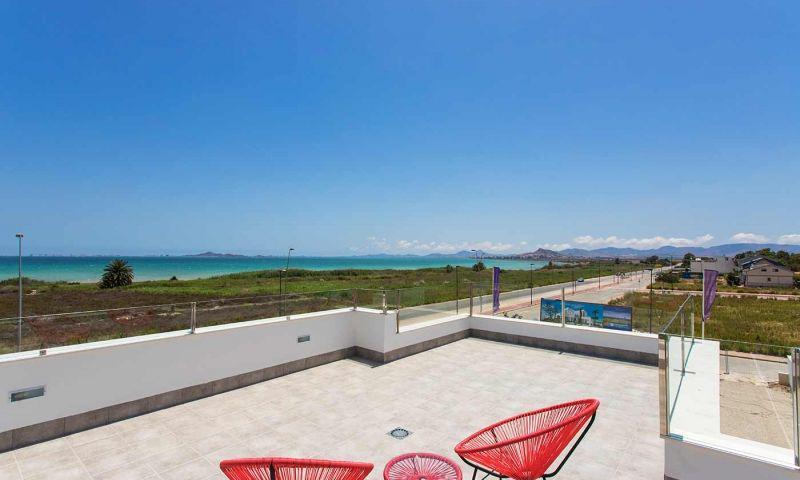 Villa nueva moderna con vistas al mar en los alcÁzares!! - imagenInmueble19