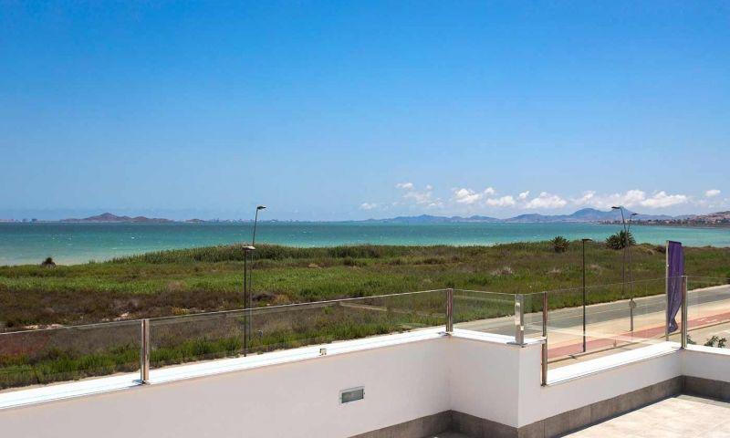 Villa nueva moderna con vistas al mar en los alcÁzares!! - imagenInmueble20