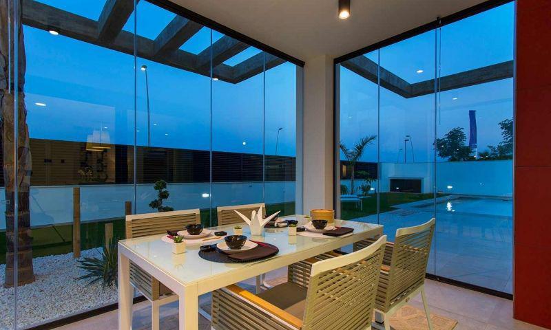 Villa nueva moderna con vistas al mar en los alcÁzares!! - imagenInmueble21
