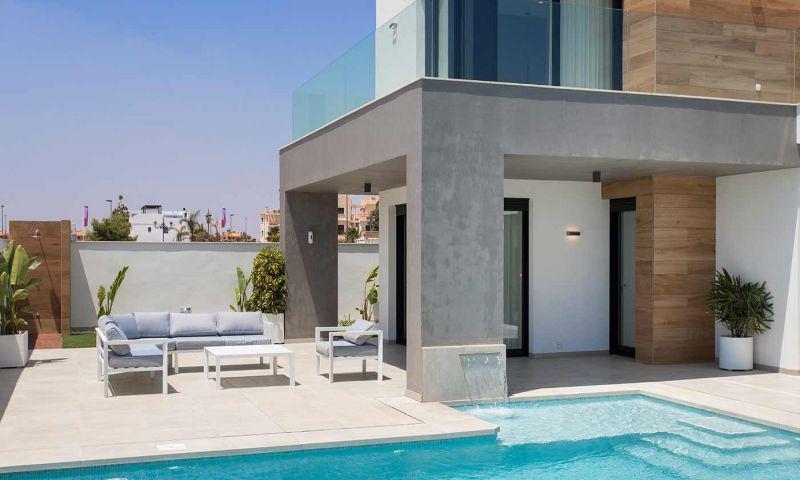 Villa nueva moderna con vistas al mar en los alcÁzares!! - imagenInmueble22