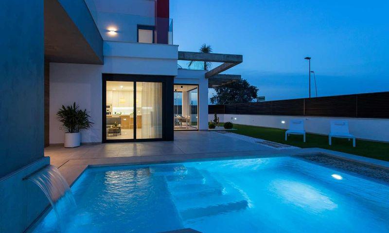 Villa nueva moderna con vistas al mar en los alcÁzares!! - imagenInmueble28