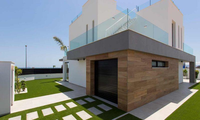 Villa nueva moderna con vistas al mar en los alcÁzares!! - imagenInmueble29