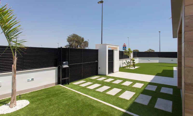 Villa nueva moderna con vistas al mar en los alcÁzares!! - imagenInmueble30