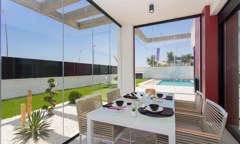 Villa nueva moderna con vistas al mar en los alcÁzares!! - imagenInmueble33