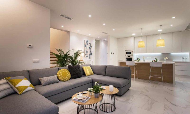 Villa nueva moderna con vistas al mar en los alcÁzares!! - imagenInmueble34