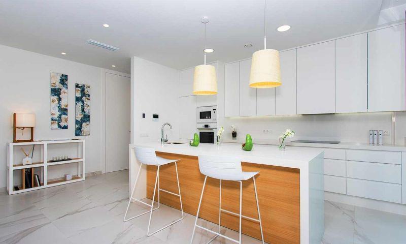 Villa nueva moderna con vistas al mar en los alcÁzares!! - imagenInmueble3