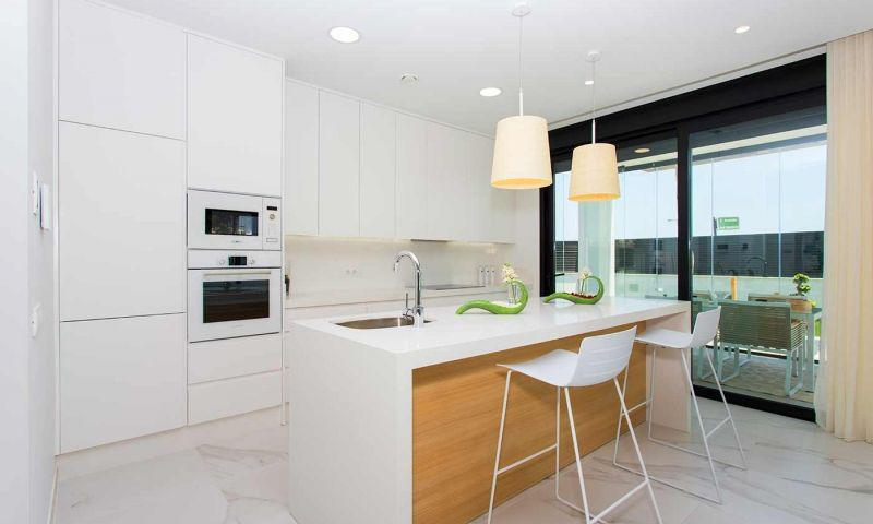 Villa nueva moderna con vistas al mar en los alcÁzares!! - imagenInmueble4