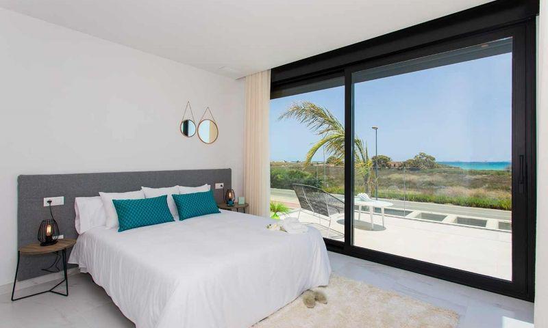 Villa nueva moderna con vistas al mar en los alcÁzares!! - imagenInmueble6
