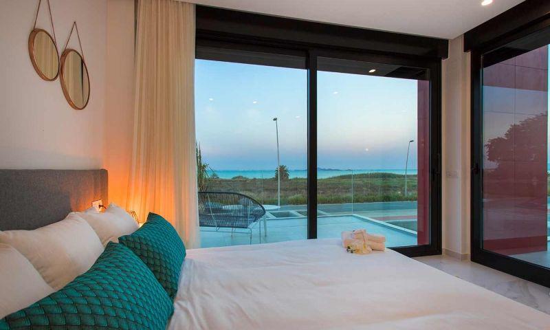 Villa nueva moderna con vistas al mar en los alcÁzares!! - imagenInmueble7