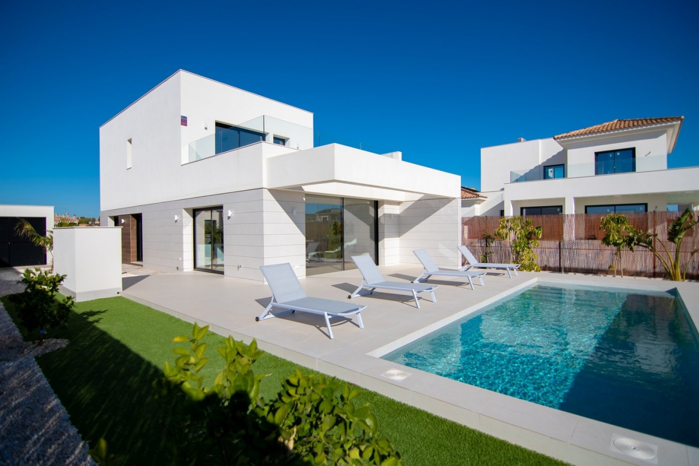 Modernas villas de obra nueva en los montesinos !!! - imagenInmueble2